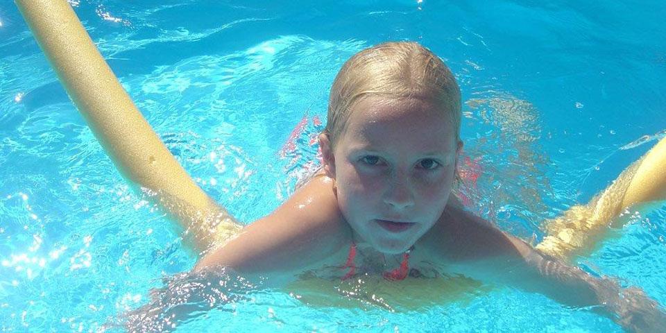 Tolle Übungen mit der Wasserschlange