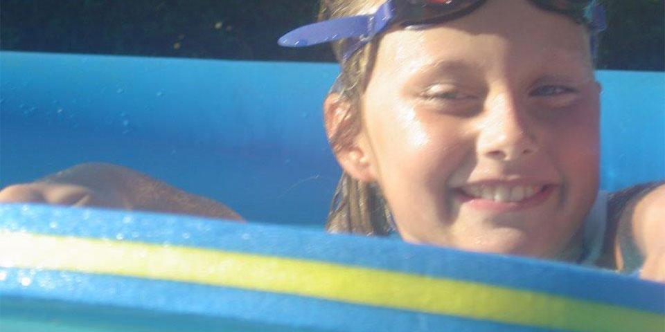 Mit viel Freude Schwimmen lernen